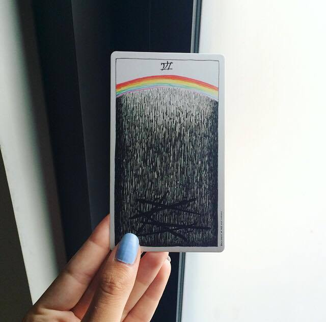 six of swords the wild unknown tarot