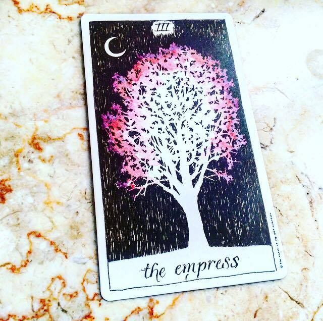 The Empress The Wild Unknown Tarot