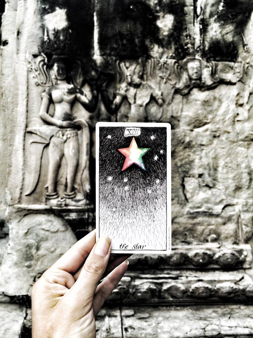 The Star The Wild Unknown Tarot