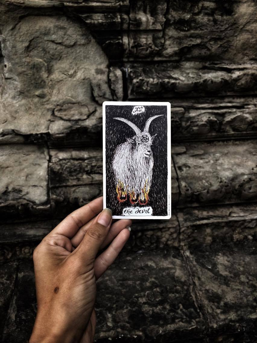 The Devil The Wild Unknown Tarot