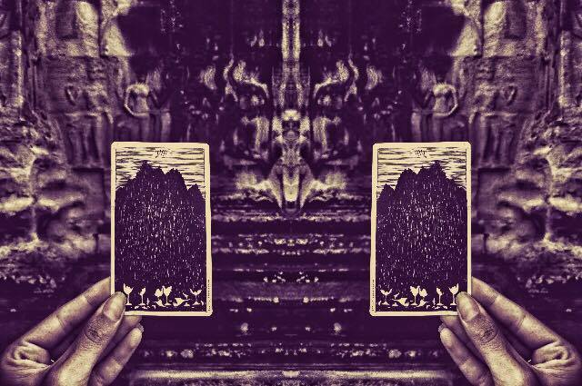 Eight of Cups The Wild Unknown Tarot